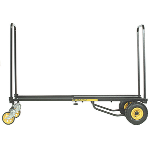 Rock n Roller Multi-cart 8-in-1 Equipment Transporter - Model R8