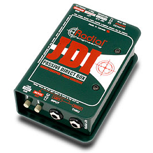 Radial Engineering JDI Passive Direct Box