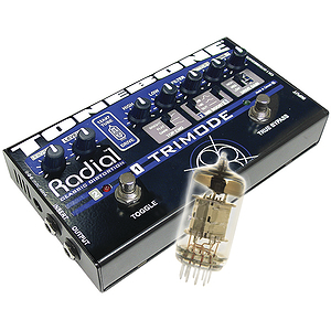 Radial Engineering Tonebone Trimode Tube Distortion