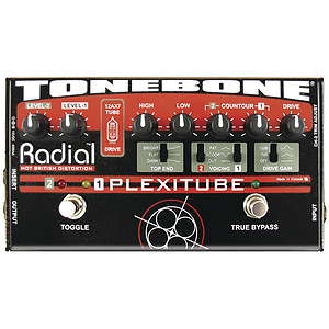 Radial Engineering R8007025 Plexitube Distortion Pedal