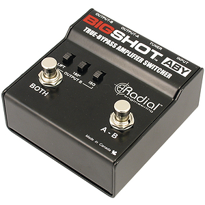 Radial Engineering R8007200 Big Shot ABY Switcher
