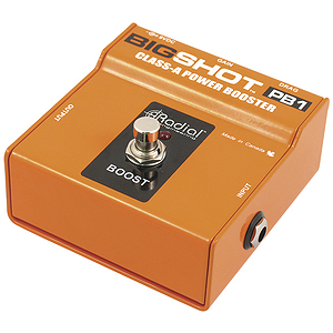 Radial Engineering R8007220 Big Shot PB1 Power Booster