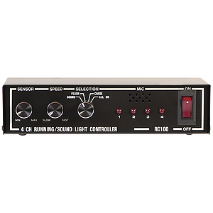 MBT Lighting RC100 Multi-function Rope Light Controller