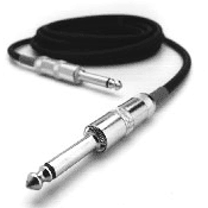 RMS 3' Shielded Guitar Cable