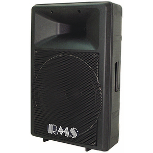 RMS RMSABS15 300 Watt Pro 2-Way Speaker - 15&quot;