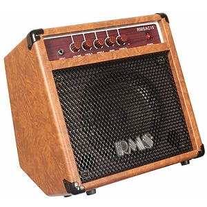 RMS AC15 Acoustic Guitar Practice Amplifier