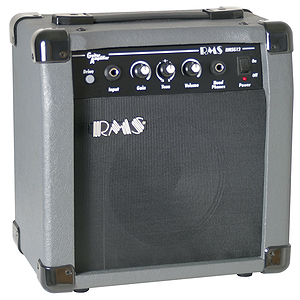 RMS 12-watt Guitar Practice Amplifier