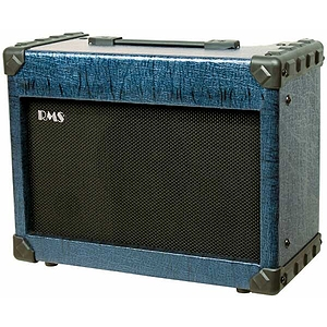 RMS GB15 Blue Series 15-watt Bass Guitar Practice Amplifier