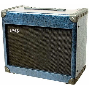 RMS GB30 Blue Series 30-watt Bass Guitar Combo Amplifier
