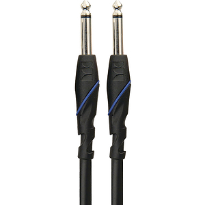 "Monster Standard 100 Speaker Cable - 20' straight 1/4"" plugs"