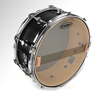 Evans Hazy 200 Snare Side Drum Head - 14""
