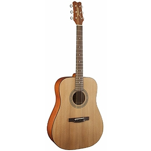 Takamine Jasmine S35 Dreadnought Acoustic Guitar - Natural