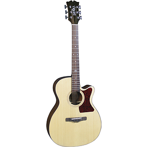 Sierra Sunrise Auditorium Acoustic Guitar - Natural Gloss