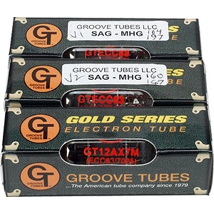 Groove Tubes SAG-MHG Marshall High Gain Preamp Retube Kit