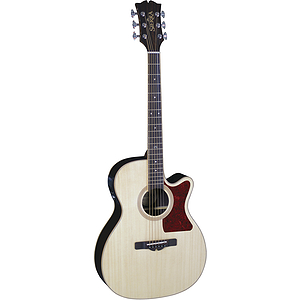 Sierra SAS30CEM Sunrise Series Acoustic-Electric Guitar