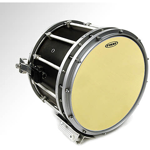 Evans MX Gold Standard Marching Snare Drum Batter Head - 13""