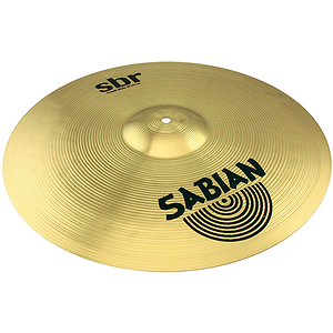 Sabian SBr Crash/Ride Cymbal, 18""