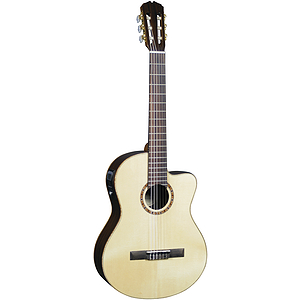 Sierra SC140CE Palisades Series Classical Acoustic-Electric Guitar
