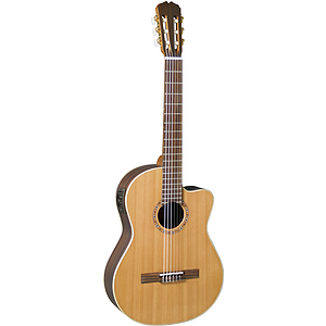 Sierra SC145CE Palisades Series Classical Acoustic-Electric Guitar