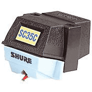 Shure SC35C Turntable Cartridge - Standard - Scratch/Mix/Spin