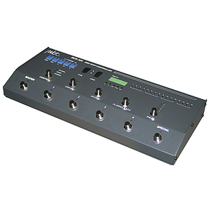MBT Lighting SCX101 16-Channel DMX Lighting Foot Controller