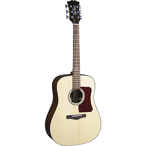 Sierra Sequoia Acoustic Dreadnought Guitar - Natural Gloss