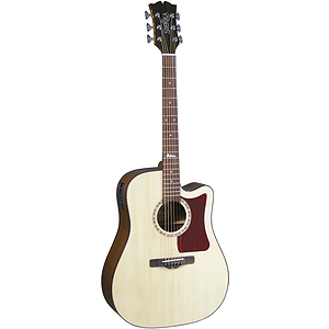 Sierra Alpine Acoustic Electric Guitar - Natural Gloss