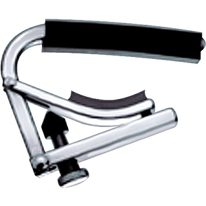 Shubb Electric Guitar Capo - nickel