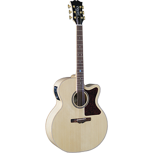 Sierra SJ88CE Tahoe Series Jumbo Acoustic-Electric Guitar