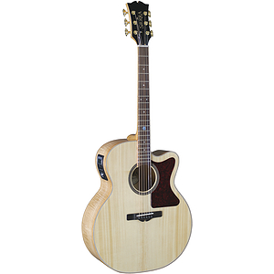 Sierra SJS98CE Tahoe Series Acoustic-Electric Guitar