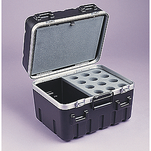 SKB Microphone Case - 12 Mics