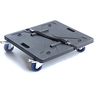SKB Caster Kit for Rack Cases - 3&quot; wheels