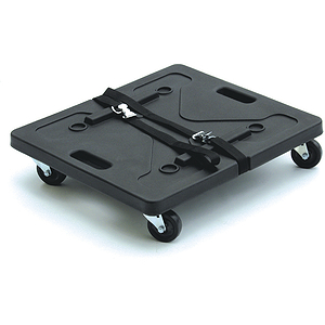 "SKB Caster Kit for Rack Cases - 4"" wheels"