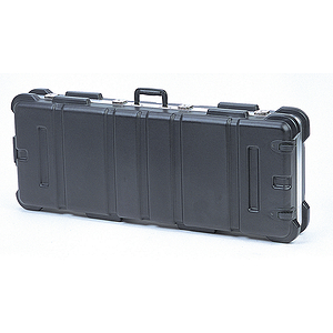 SKB 61-key Keyboard Case w/wheels