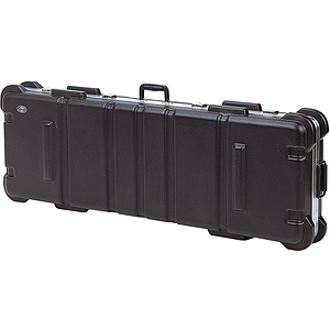 SKB 76-key Keyboard Case w/wheels