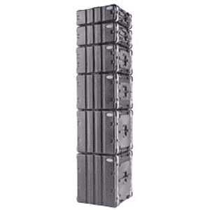 SKB Rack Mounts Rack Case - 3-space