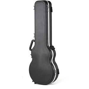 SKB Deluxe Molded Plastic Guitar Case - LP-style