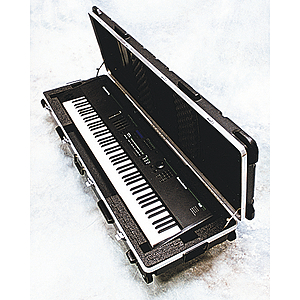 SKB 88-key Slimline Keyboard Case w/wheels