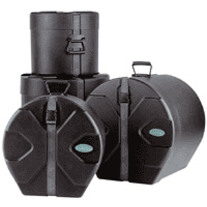 SKB Roto X Drum Cases - Set of 4 cases for Standard Drumset