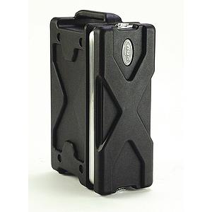 "SKB Shallow X Rack Case - 3 Space, 10 3/8"" depth"