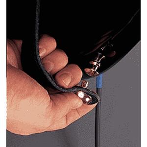 Dunlop Dual Design Straplock, Black