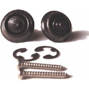 Dunlop Original Straplock, Black