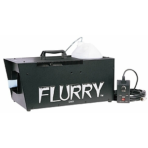MBT Flurry DMX Snow Machine
