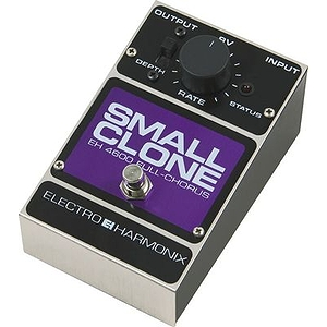 Electro-harmonix Small Clone Analog Chorus Pedal