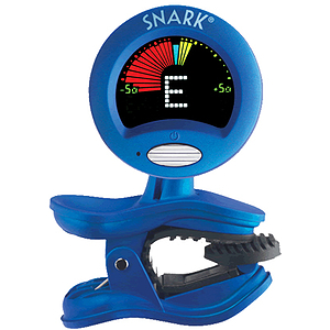 Qwik Tune Snark SN-1 Clip-on Guitar and Bass Tuner