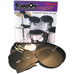 "SoundOff Drum Set Silencer - 10"" Tom"