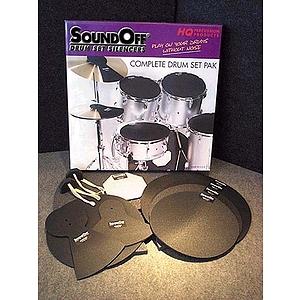 SoundOff Drum Set Silencers - Fusion Drum Set
