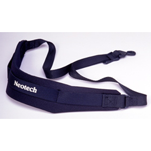 Neotech Extra-long Soft Sax Strap - Black