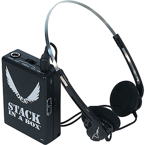 Dean Stack-in-a-Box Guitar Headphone Amplifier
