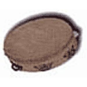 """8"""" Tambourine - Wood Shell"""